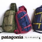 ボディバッグ patagonia パタゴニア ワンショルダーバッグ バッグ デイパック レディース メンズ ナイロン アトム ATOM Sling 8L