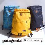 ショッピングリュック レディース リュックサック リュック patagonia パタゴニア レディース デイパック リュックレディース 撥水加工 メンズ A4 大容量 黒 22L