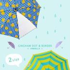 アンブレラ キッズ 透明窓付き 子供用 長傘 男の子 女の子 雨傘 レイングッズ 防水 雨具 カサ かさ