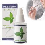 電子タバコ リキッド メンソール 安心国内検査済 EAGLE SMOKE ペッパーメンソール