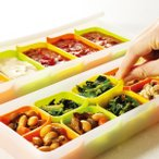 保存容器 シリコンカップ 離乳食 冷凍 小分け保存カップフリープ A-75815