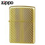 Zippo ジッポー Zippoライター ジッポライター 200 オイルライター   ダイヤモンドカット ゴールド A 2EG-2D/C A ギフト プレゼント 贈り物  喫煙具
