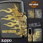 zippo ジッポーライター ハーレーダビットソンサイドメタルHDP01 返品不可 送料無料