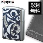 名入れ 対応 zippo 名入れ ジッポー ライター アーマー ニューダイヤルC NDIAL-BL 返品不可 送料無料