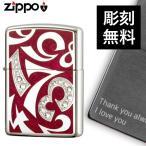 名入れ 対応 zippo 名入れ ジッポー ライター アーマー ニューダイヤルB NDIAL-RD 返品不可 送料無料