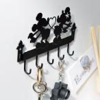 キーフック マグネット 壁掛け ディズニー ミッキー&ミニー キーフック 全2色 SD-6181