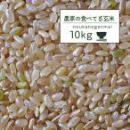 米 10kg 送料無料 玄米食 調整済 【新米 令和元年産 農家の食べているおいしい玄米10kg】オリジナル 10キロ 玄米 人気 安い