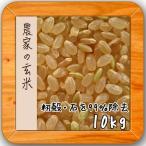 米 お米 玄米 10kg 30年産 訳あり 安い 農家の玄米 調