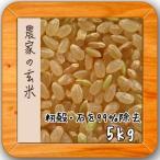 訳あり 米 5kg 玄米 安い 28年産 農家の玄米 調整済み