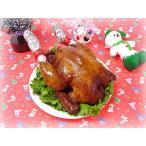雅虎商城 - クリスマス「ローストチキン(丸鶏)」[送料無料 一部地域を除く]X'mas<限定販売>