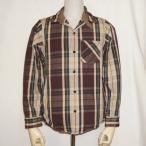 HV-28-1948s AUTUMN-HV28-DELUXEWARE-デラックスウエアヘビーネルシャツ-シャツ長袖