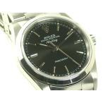 ROLEX ロレックス 腕時計 エアキング 14000M SS オートマ K番