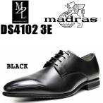 マドラス エムディエル メンズ ビジネス レースアップ madras MODELLO MDL DS4102 黒 ブラック
