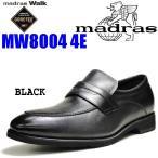 マドラスウォーク ゴアテックス メンズ ビジネス 防水 スリッポン 4E madras Walk MW8004 ブラック