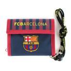 FCバルセロナ 三つ折り財布