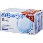 レビューで次回2000円オフ めちゃうす1000 12個入り×3箱(コンドーム) 衛生医療 コンドーム(避妊具) コンドーム 薄さ・厚さ