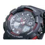 ショッピング円 5000円以上送料無料 カシオ CASIO Gショック G-SHOCK アナデジ 腕時計 GA-100-1A4 【腕時計 海外インポート品】 レビュー投稿で次回使える2000円クーポン全員に