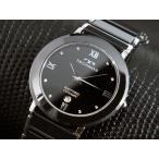 5000円以上送料無料 テクノス TECHNOS セラミック 腕時計 T9120TB 【腕時計 低価格帯ウォッチ】 レビュー投稿で次回使える2000円クーポン全員にプレゼント