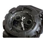 ショッピング円 5000円以上送料無料 カシオ CASIO Gショック G-SHOCK アナデジ 腕時計 GA-100-1A1JF 国内正規 【腕時計 国内正規品】 レビュー投稿で次回使える2000円クーポン