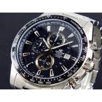 5000円以上送料無料 カシオ CASIO エディフィス EDIFICE 腕時計 EF-547D-1A1V ブラック 【腕時計 海外インポート品】 レビュー投稿で次回使える2000円クーポン