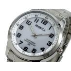 5000円以上送料無料 ブロニカ BRONICA ソーラー 腕時計 BR-810M-1WH-N ホワイト 【腕時計 】 レビュー投稿で次回使える2000円クーポン全員にプレゼント