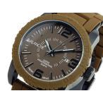 5000円以上送料無料 アバランチ AVALANCHE 腕時計 AV-1024-BRBK ブラウン×ブラック 【腕時計 海外インポート品】 レビュー投稿で次回使える2000円クーポン全員