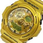 5000円以上送料無料 カシオ Gショック クレイジーゴールド メンズ 腕時計 GA-300GD-9...