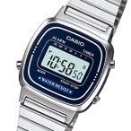 5000円以上送料無料 カシオ CASIO QUARTZ クオーツ レディース 腕時計 LA670WA-2 ブルー 【腕時計 海外インポート品】 レビュー投稿で次回使える2000円クーポン