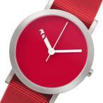 5000円以上送料無料 ピーオーエス POS ノーマル EXTRA NORMAL CASUAL クオーツ 腕時計 EN-CN12 レッド 【 】 レビュー投稿で次回使える2000円クーポン全員にプ
