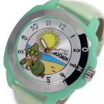 5000円以上送料無料 ムーミンウォッチ MOOMIN Watch レディース 腕時計 MO-0005B スナフキン 【腕時計 国内正規品】 レビュー投稿で次回使える2000円クーポン全