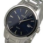 5000円以上送料無料 セイコー SEIKO  クオーツ レディース 腕時計 SUR849 ブルー 【腕時計 海外インポート品】 レビュー投稿で次回使える2000円クーポン全員に