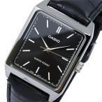 5000円以上送料無料 カシオ CASIO クオーツ メンズ 腕時計 MTP-V007L-1E ブラック 【腕時計 海外インポート品】 レビュー投稿で次回使える2000円クーポン全員に