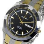 5000円以上送料無料 テクノス TECHNOS クオーツ メンズ 腕時計 T9197GB ブラック 【腕時計 低価格帯ウォッチ】 レビュー投稿で次回使える2000円クーポン全員に