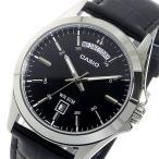 5000円以上送料無料 カシオ CASIO クオーツ メンズ 腕時計 MTP-1370L-1A ブラック 【腕時計 海外インポート品】 レビュー投稿で次回使える2000円クーポン全員に