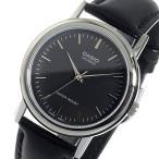 5000円以上送料無料 カシオ CASIO クオーツ メンズ 腕時計 MTP-1095E-1A ブラック 【腕時計 海外インポート品】 レビュー投稿で次回使える2000円クーポン全員に