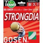 返品可 レビューで次回2000円オフ 直送 GOSEN(ゴーセン) オージー・シープ ストロングダイア TS430W スポーツ・レジャー スポーツ用品・スポーツウェア テニス