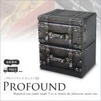 チェスト2D PROFOUND プロファウンド トランク型収納 収納ボックス