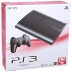 PlayStation 3 チャコール・ブラック 250GB CECH-4200B 欠品あり