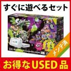 Wii U スプラトゥーン セット (amiibo アオリ・ホタル付き)  任天堂  JAN4902370533743 欠品なし 送料無料