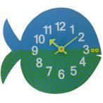 ジョージネルソン ズータイマークロック フィッシュ フェルナンドザフィッシュ  掛け時計 正規ライセンス品