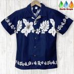 メンズ アロハシャツ PW HAWAII ローズレッド/サーフボード柄 ハワイ仕入 大きいサイズ有