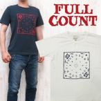 フルカウント FULLCOUNT 25周年限定 プリント ポケット Tシャツ 半袖 A TWO PIPE PROBLE LETTERPRESS コラボ /