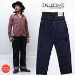 DALLES & CO ダリーズ&コー 1930's ジーンズ ランクデニム 14oz L203 デラックスウェア DELUXEWARE