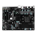 MSI AMD 970 SB950搭載 (AM3+) USB3.1 Gen2 TypeA 2port付 マザーボード MB3581 970A-G43 PLUS