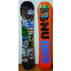 GNU グヌー Snowboard Riders Choice 154.5 日本正規品