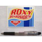 ROXY Roxy Boardshorts+ロゴ ステッカー