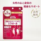 小林製薬 エクオール 30粒 命の母 発酵大豆イソフラボン サプリ