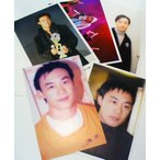 イーソン・チャン(陳奕迅) 写真セット(5枚)