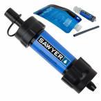 SAWYER ソーヤー ミニ 携帯浄水器 SP128 ブルー