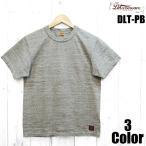 ショッピングデラックス 'DLT'プレーンTシャツ DELUXEWARE デラックスウエア EASY NAVY DLT-PB
